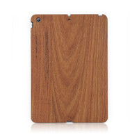 Real wood + PC + fabric wood case for iPad mini2