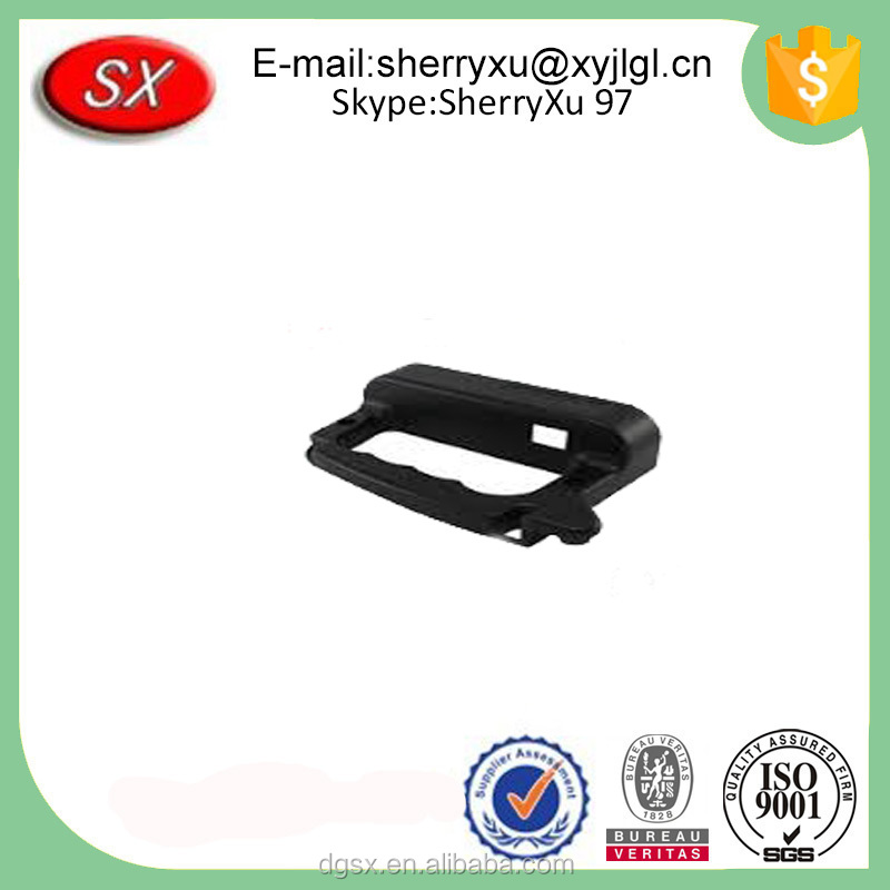 Passed ISO9001custom Black Gel Electrophoresis Zinc Alloy die casting parts for mold