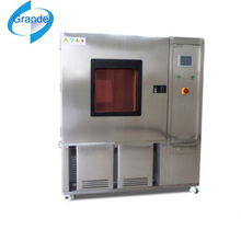 Weather Resistant Sun Light Simulation Xenon Arc Test Machine