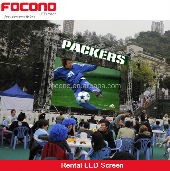 CE RoHS ETL Chile Proyectos P10 Todo Color Publicidad Programable Pantalla LED