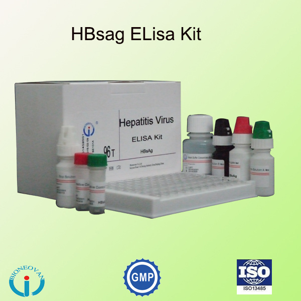 Hepatitis B Virus Surface Antigen HBsAg Elisa Test kit