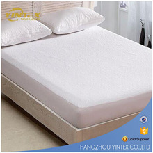 terry cloth waterproof fitted bedspread