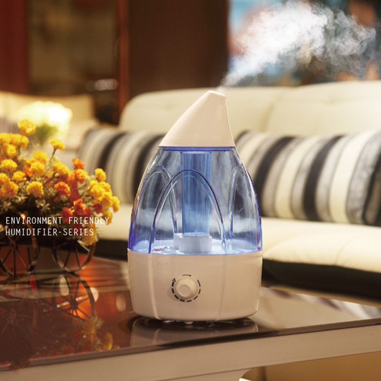 3.0L best sellers OEM/ODM nebulizer LED Night Light Cool-Mist Impeller House electric big capacity Ultrasonic Humidifier