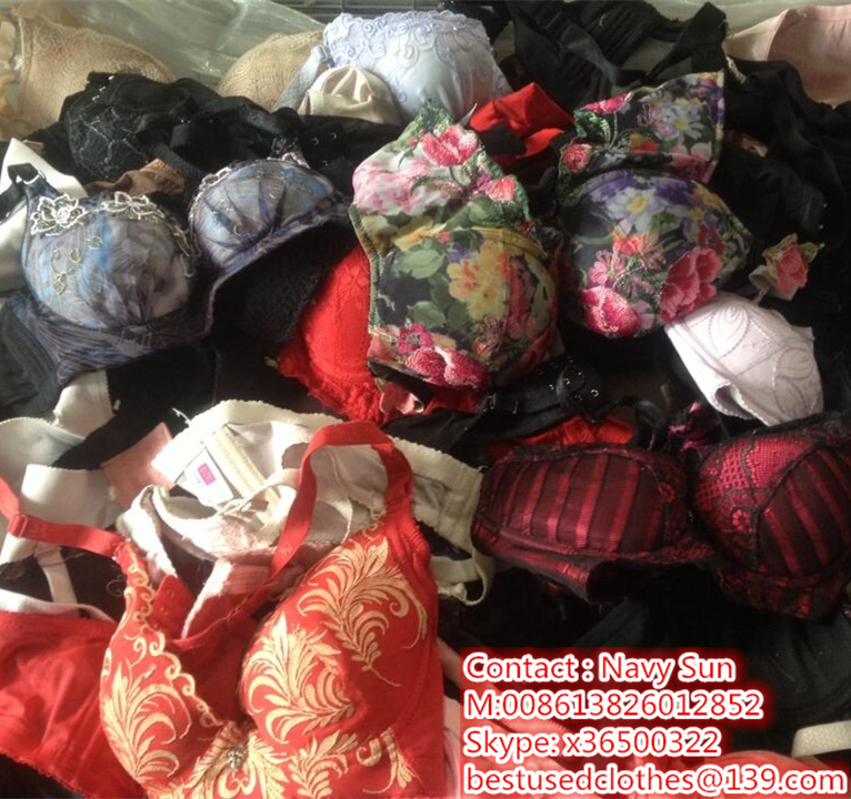 used clothing for africa second hand bras