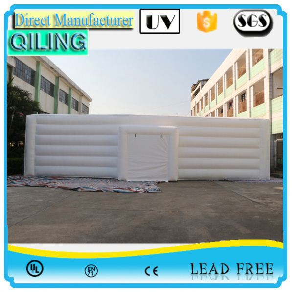 QL top grade portable giant inflatable buildings hire