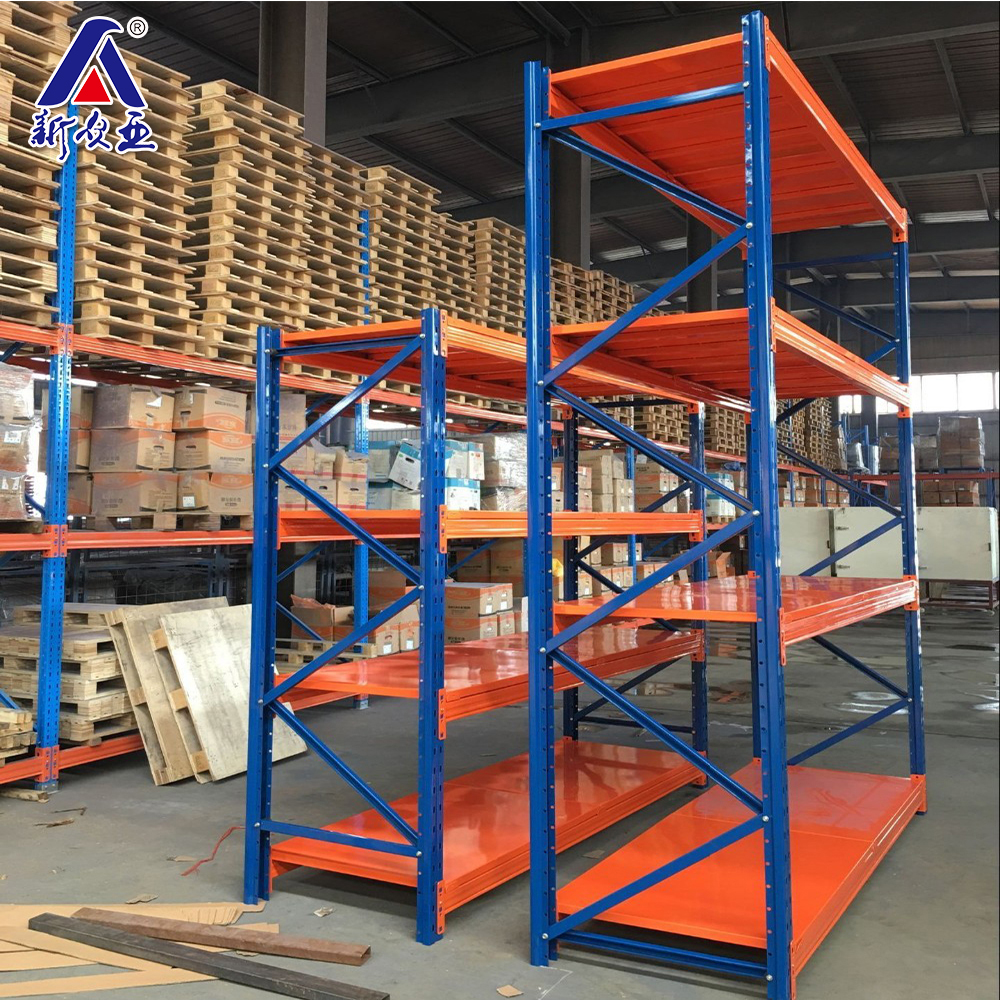 Warehouse Powder Coating Adjustable Heavy Duty Steel Plate Rack