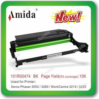Amida Compatible Drum Unit 101R00474 for XR Phaser 3052 /3260 WC 3215/3225