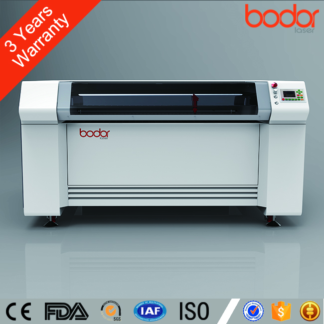 cnc BCL1309X fiber laser etching machine for acrylic