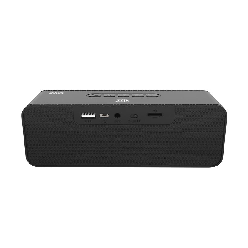 Vente chaude sur Amazon bt haut-parleur AUX 3.5MM Étanche En Plein Air Portable Mini Haut-Parleur Sans Fil pour Appel Vidéo de téléphone Portable - ANKUX Tech Co., Ltd