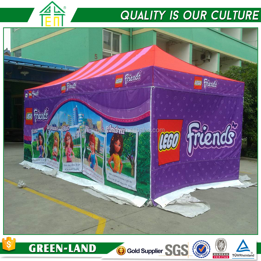 Hot Selling House Tents Commercial Gazebo Tent Enclosed Folding