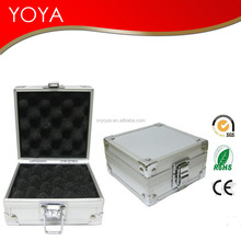 NEW Alloy Aluminum Silver Tattoo Gun Box