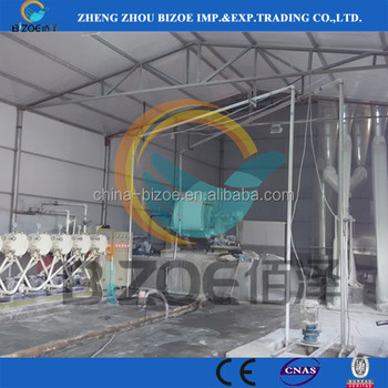 saving power and energy/good quality 12 t/d cassava starch processing equipment