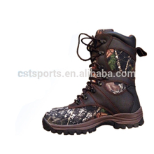 2015 new camo rubber american military boot
