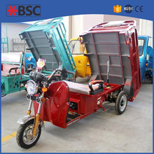 New design high quality moped cargo tricycle for sale