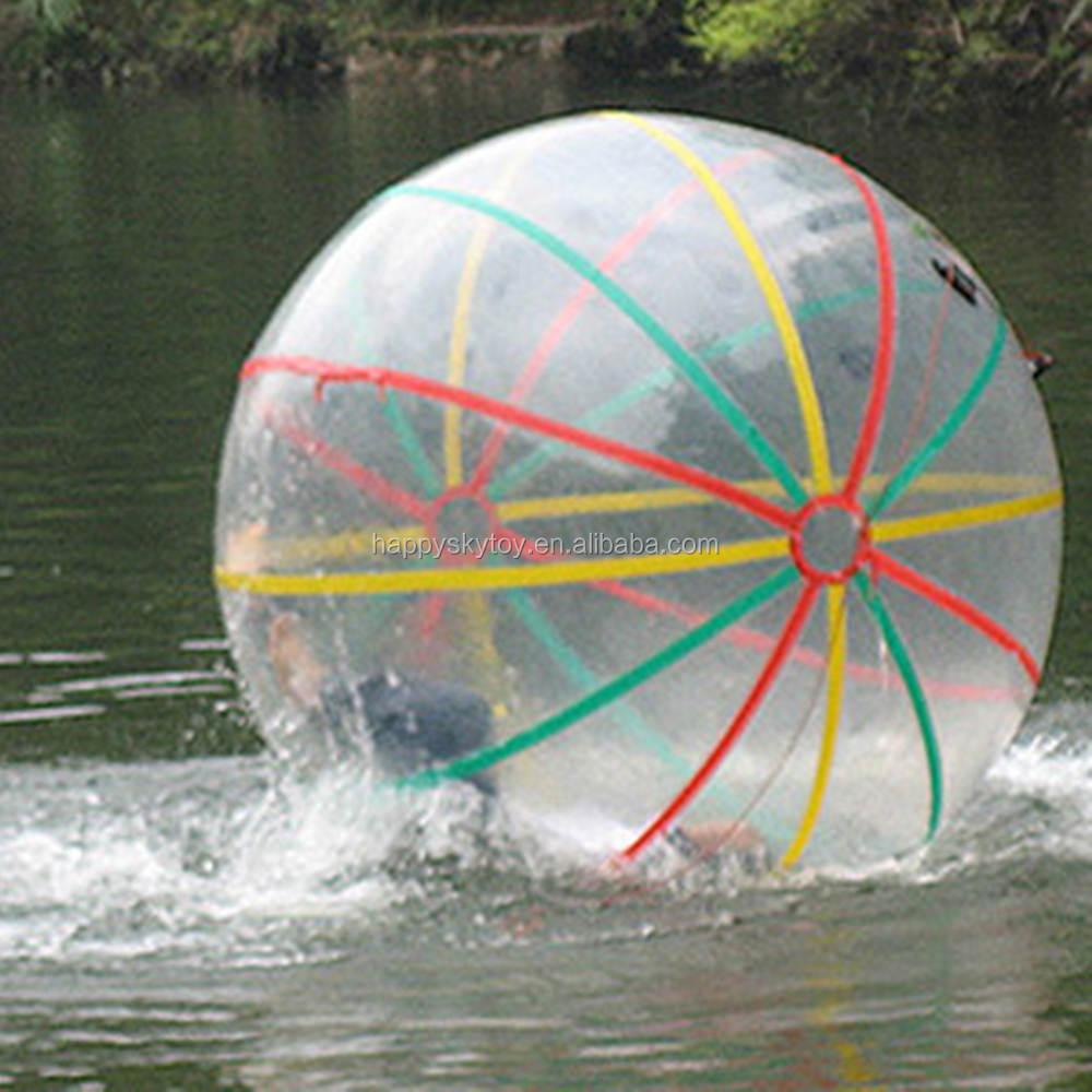 2015 funny walking water ball,huge inflatable balls,human hamster ball youtube