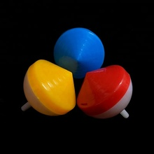 Classic Childhood Plastic toy spinning top with led color