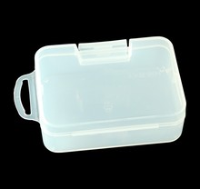 Household foldable small multipurpose plastic box storage