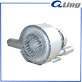 popular 5.5KW double impellers side channel vacuum blower