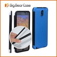 Full protection stand belt clip holster case cover for samsung galaxy note 3