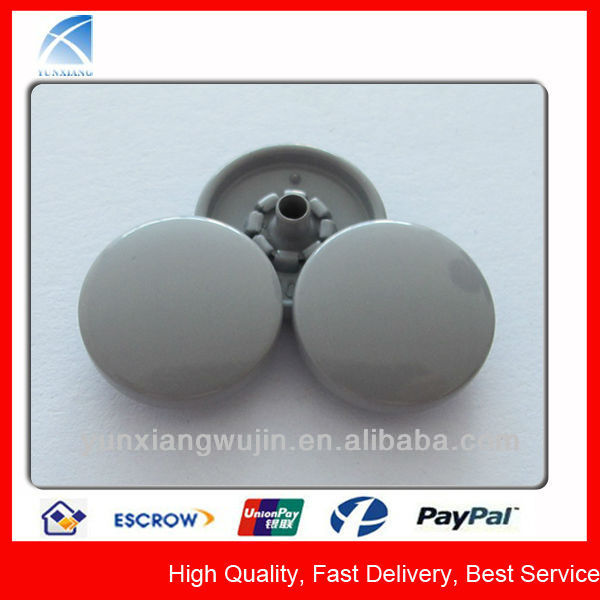 YX5408 Hot Selling Metal Magnet Button for Clothes