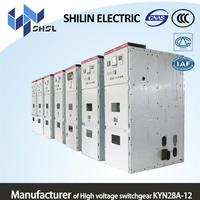 medium voltage switchgear manufacturers with iso9001 certificated