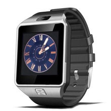 Factory price !!! Original high quality multi language version bluetooth smart watch phone DZ09