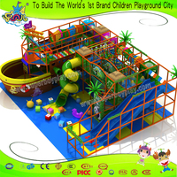 China the latest cheap commerical childrens indoor playground manufacturer