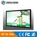 "Hot Sale,OEM HDMI 55"" all in one pc tv touchscreen(6 point touch)"