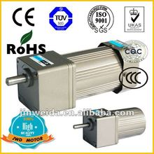 120W 220V AC mini Induction Reversible gear motor