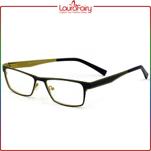 Laura Fairy China 2016 Gold Color Latest Fashion In Sun Eyeglasses Frame For Small Faces
