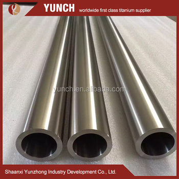 Best quality 70mm titanium tube