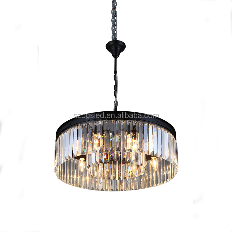 Modern Luxury LED Crystal Chandelier Replacement Parts