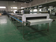 Customize Crystallization Process health food Cooling Tunnel Machine For Industry Production Line