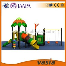 Plastic Disabled Swing Kid Outdoor Playground Equipment for sale
