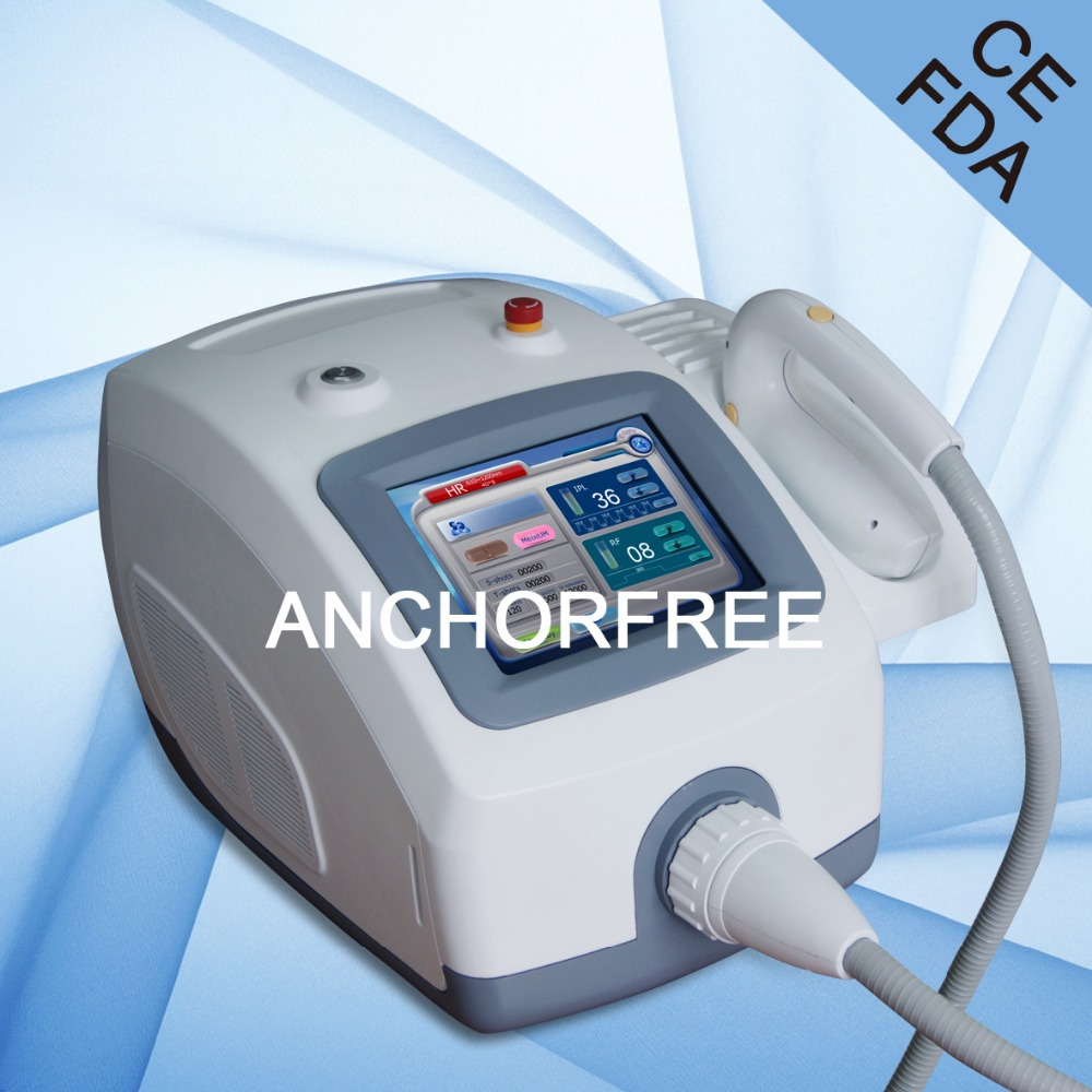 Skin Rejuvenation Spot Mole Removal IPL Epilation Machine (A22)