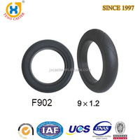 High quality High Performance Strong 9X1.2 pu/rubber foam wheel