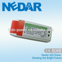 Factory supply 36W/300mA 0-10V External UL Passed LED Drivers dimmable