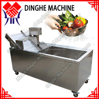 Widely used small vegetable washing machine for kitchen