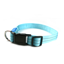 Cheap Products Dog Collar Webbing Secure Dog Collars Dog Collar Manufacturer