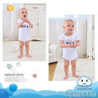 Baby clothes 2016 summer cheap children frocks designs family style embroidery cotton new born baby clothes romper
