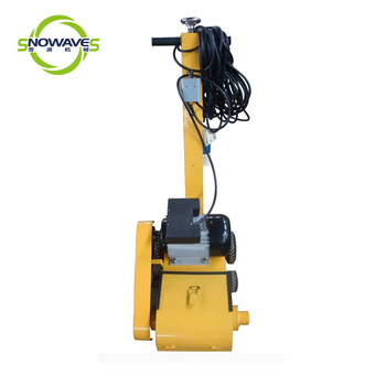 KC120 Portable Powerful Electric deck scaler for marine use