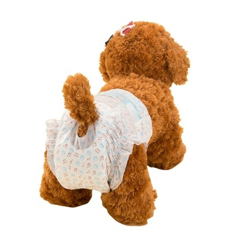 Ultra Absorbent leak-proof washable absorbent female pet puppy dog diapers