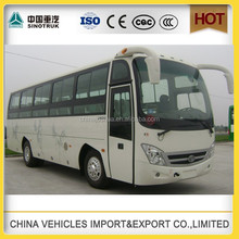 new left hand drive city bus