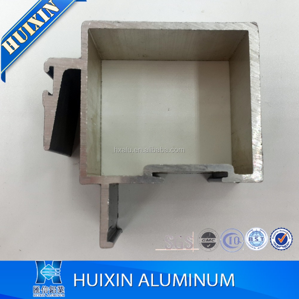 Wholesale Factory Directly Toilet Partition Cubicle Door Stop AL-4034 Extruded Aluminum Profiles