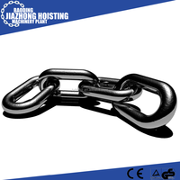 wholesale Grade 80 long chain link and link chain
