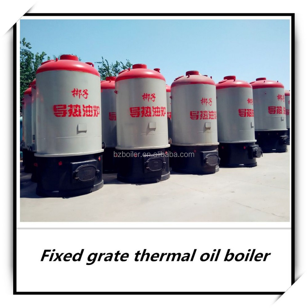 timber manufacture use thermal oil boiler