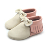 Multi Colors Infant Shoes Preralent Baby Moccasin Shoes
