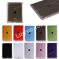 Hot Selling Compatible Brand Plastic hard case for iPad 2 , For apple ipad case cover tablet case