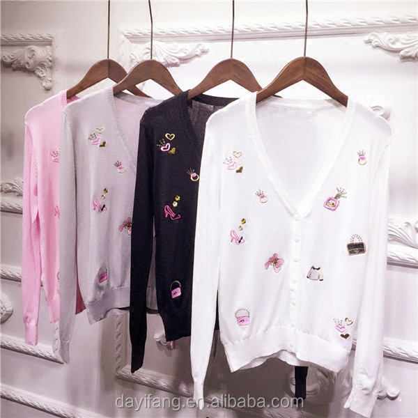 Women's Spring Autumn Fashion sweater