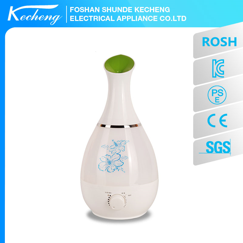 Home air ultrasonic aroma humidifier
